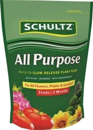 1466507 All-Purpose Slow-Release Plant Fertilizer, 3.5 lbs, Granules