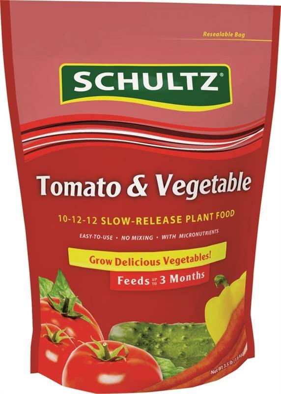 1466515 Slow-Release Vegetable Fertilizer, 3.5 lbs