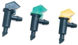 7108996 2 GPH Drip Irrigation Flag Dripper