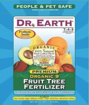 - Citrus & Fruit Fertilizer 4 Pound - 708P