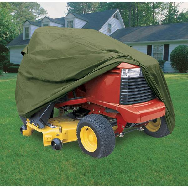Classic Accessories Tractor Cover, Olive