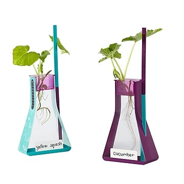 Educational Insights Nancy B's Science Club Way to Grow Hydroponics Kit and Gardening Diary (5361)