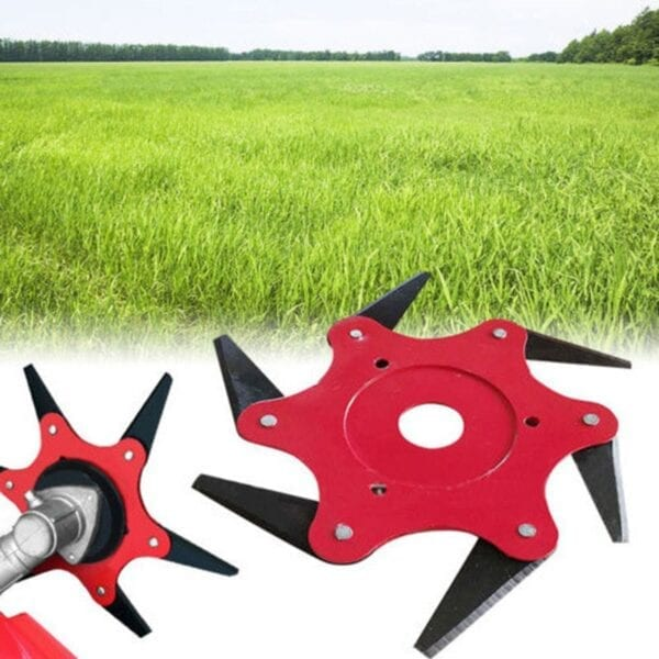 Ericdress Grass Durable Trimmer Head Lawn Weeding Garden Tools Supplies Accessories
