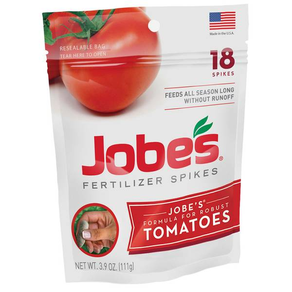 Jobe's Tomato Fertilizer Spikes