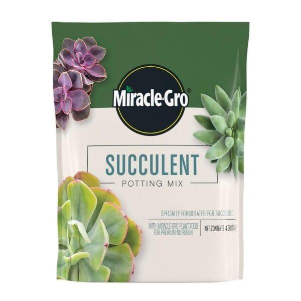 Miracle-Gro 4 Qt. Succulent Potting Mix