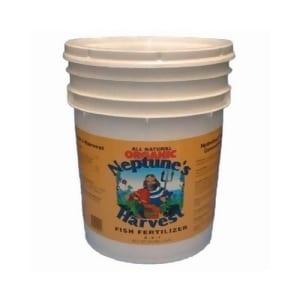Neptunes Harvest Neptune's Harvest Fish Fertilizer Orange Label 5 Gallon - All