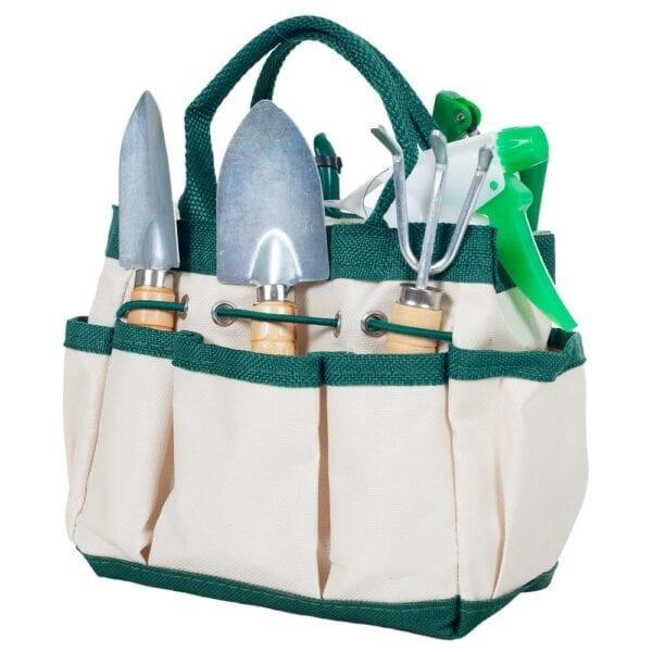 Pure Garden Indoor Garden Tool Set (7-Piece), Multi