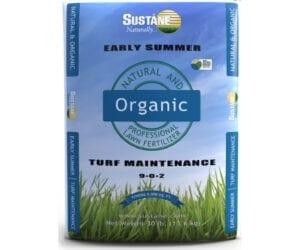 S96 80611131X 30 lbs Early Summer Turf Maintenance Fertilizer 9-0-2