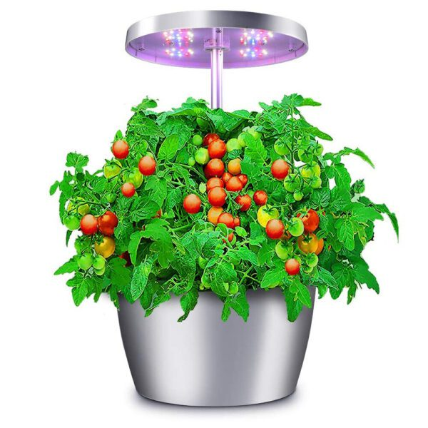 Indoor Hydroponic System 3 Growth Modes High Adjustable Hydro Growing LED Lamp with Automatic Timer